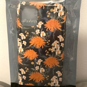 Exotic Orange Flower Casely iPhone11 *NWT